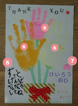 ひぃおばあちゃん用 装飾5-7